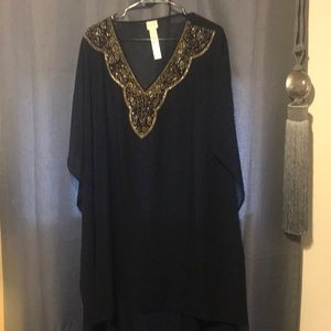 Chico's Sheer Cover up- NWOT